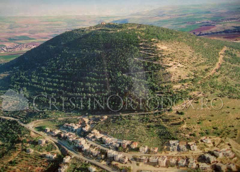 Muntele Tabor - Israel