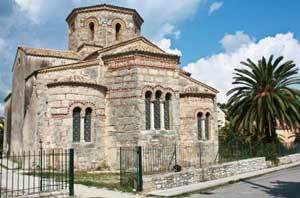 Biserica Sfintii Iason si Sosipatru din Kerkyra - Corfu