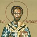 Sfantul Apostol Bartolomeu