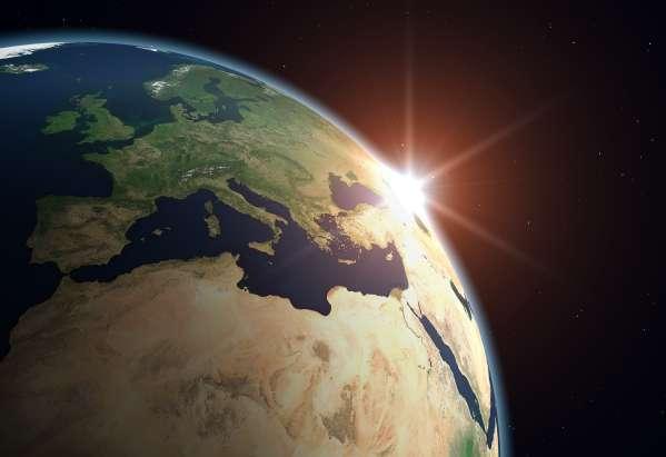 Universul - creatie din nimic si finita. Pamantul ca materie si planeta Pamant.