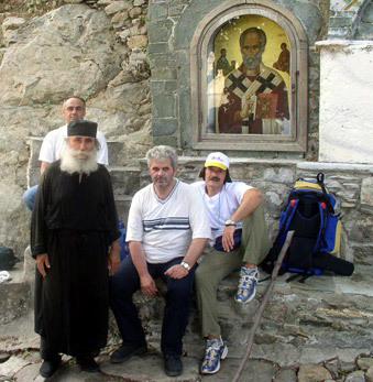 Ghidul pelerinului la Sfantul Munte Athos