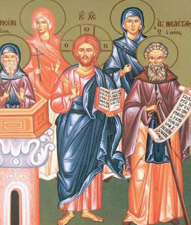 Sfintii din 1 septembrie