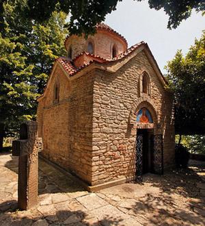 Capela Stella Maris din Balcic