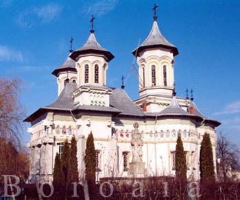 Biserica din Boroaia