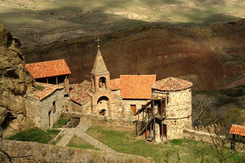 Manastirea Sfantul David din Gareji