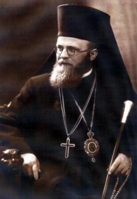 Episcopul Nicolae Popoviciu al Oradiei