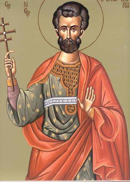 Sfantul Longhin
