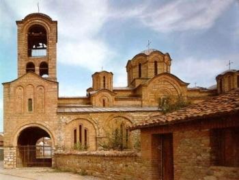 Biserica Maicii Domnului Ljevis - Prizren