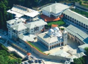 Manastirea Panaghia Ikosifinissa