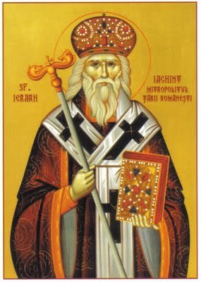 Sfantul Iachint, Mitropolitul Tarii Romanesti