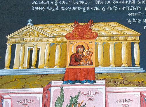 Partenonul crestin