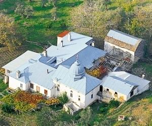 Chilia Sfantul Ipatie - Sfantul Munte Athos