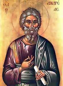 Recenzie: Andrei, Apostolul lupilor - Dumitru Manolache