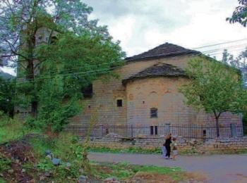 Biserica Sfantul Nicolae - Moscopole