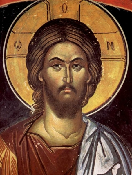 Scaparea mea, Iisus Hristos