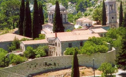 Manastirea Noua din Hios