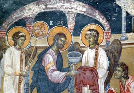 Impartasirea continua cu Sfintele Taine - Recenzie