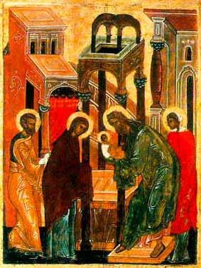 Predica la Intampinarea Domnului