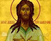 Cuviosul Alexie, omul lui Dumnezeu