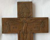 Minunea bucatii de lemn din Sfanta Cruce