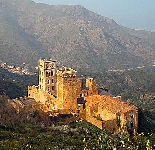 Manastirea San Pere de Rodes
