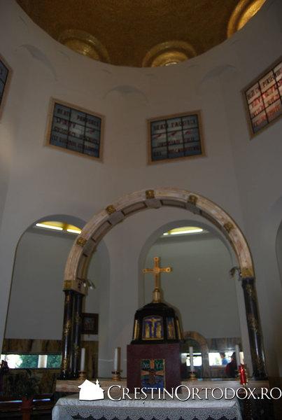 Biserica Fericirilor - Sfantul Altar