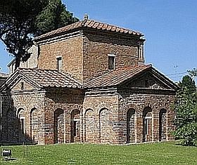 Mausoleul Galla Placidia - Ravenna