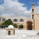 Manastirea Sfantul Teodosie -curte