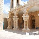 Manastirea Sfantul Teodosie cel Mare - Tara Sfanta