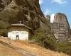 Manastirile nelocuite de la Meteora