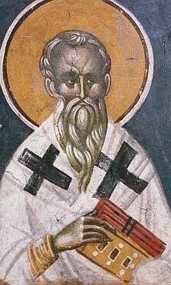 Sfantul Ahile, episcopul din Larissa
