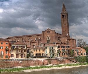 Biserica Sfanta Anastasia - Verona