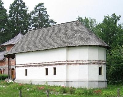 Biserica Sfintii Ingeri - Hurezi