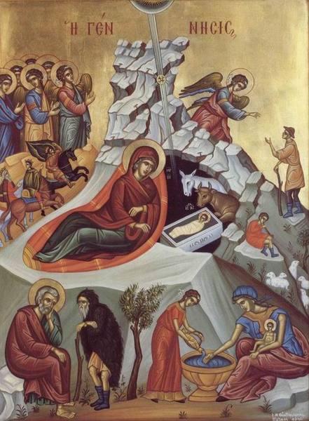 Acatistul Nasterii Domnului