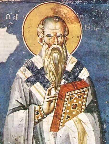 Acatistul Sfantului Clement Romanul