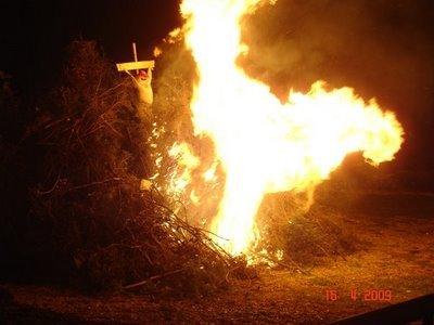 Arderea lui Iuda