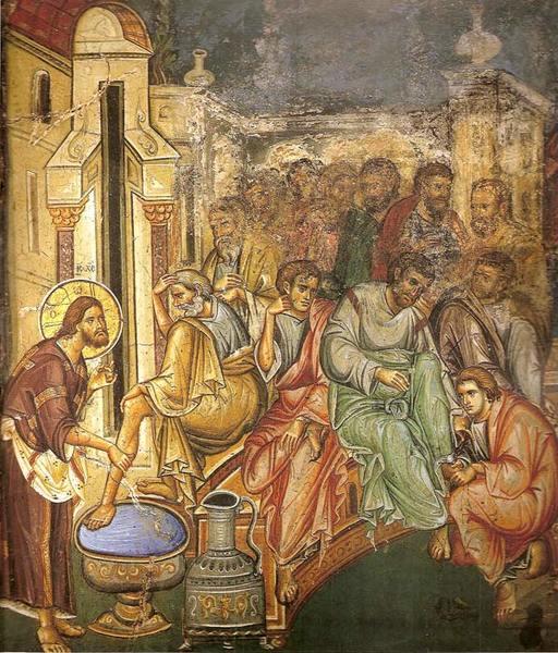 Joia din Saptamana Patimilor (Denia celor 12 Evanghelii)