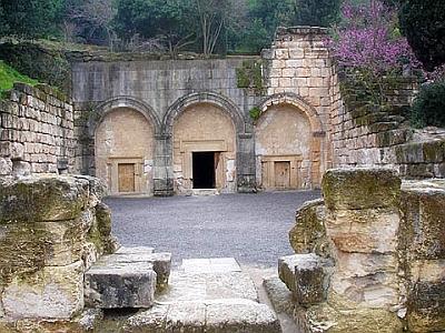 Catacombele evreiesti - Beit Shearim