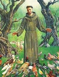 Desavarsirea, potrivit lui Francisc din Assisi