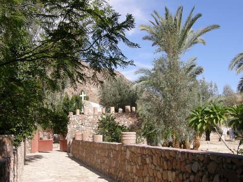 Manastirea Faran - Sinai