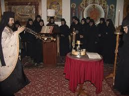 Cununia si Calugaria, asemanari in randuiala liturgica