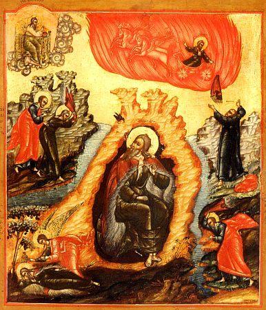Predica la Sfantul Proroc Ilie Tesviteanul