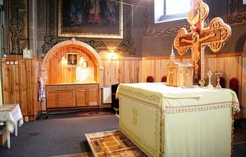 Sfantul Altar