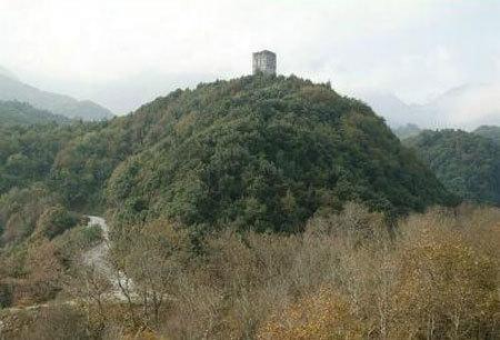 Amalfion, manastirea benedictina din Muntele Athos