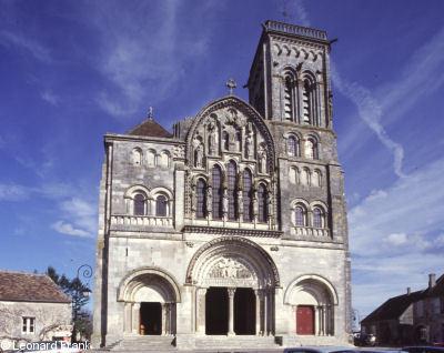 Abatia Vezelay