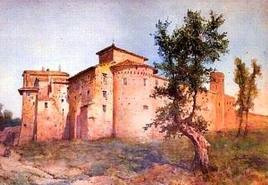 Basilica celor Patru Coroane - Roma