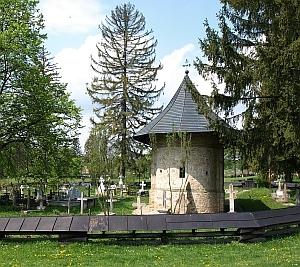 Biserica Sfintilor Enoh si Ilie - Dragomirna