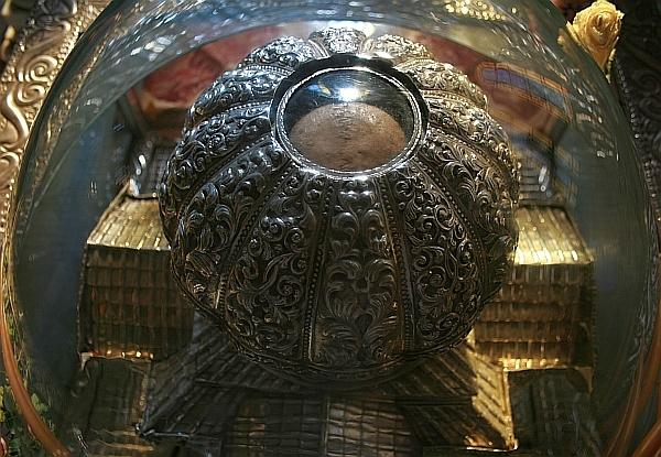 Capul Sfantului Apostol Andrei