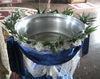 Botezul  intre brutalitate si delicatete
