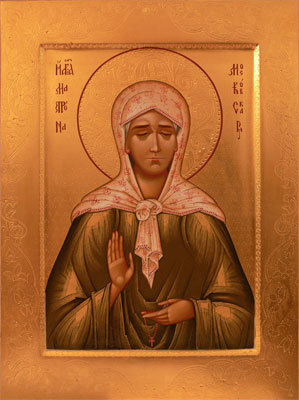 Sfanta Matrona din Moscova